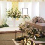 無宗教の花祭壇