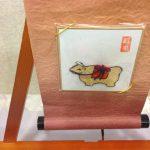 木目込み人形のメモリアルコーナー(2015年3月17日)