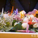 火葬式と花祭壇