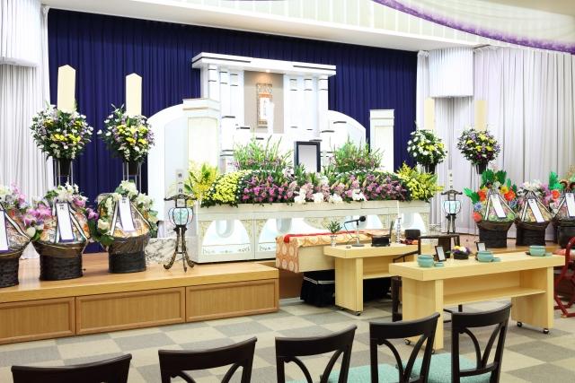 花祭壇に地域差はあるか