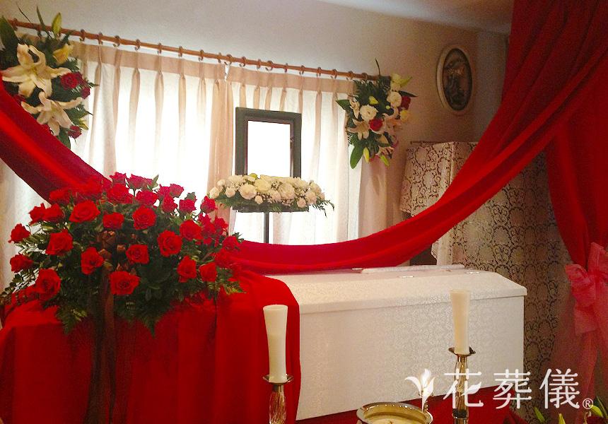 葬儀での花祭壇の役割