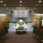 茅ヶ崎市斎場でのお葬儀(2015年8月26日)