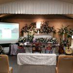 世田谷区みどり会館のお葬儀(2015年11月2日)