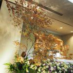 埼葛斎場でのお葬儀(2015年11月11日)