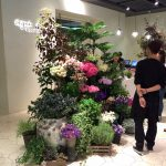 台湾のお花屋さん②agnis b.(2015年7月12日)