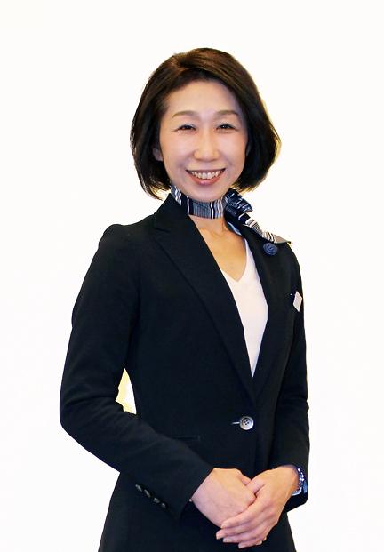 花葬儀の葬儀プランナー山田久美