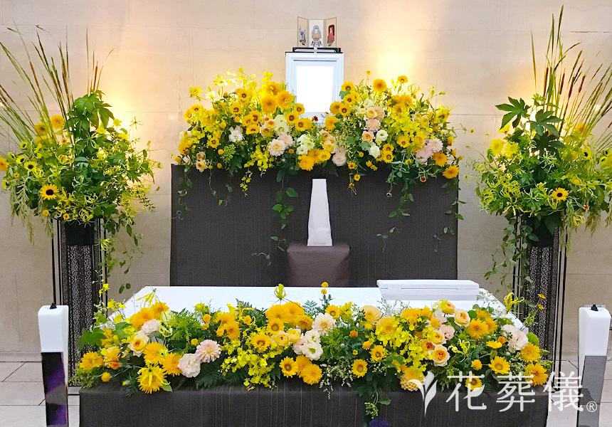 花祭壇の種類