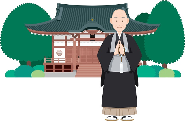 お寺への葬儀日程確認