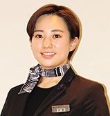 プランナー紹介「上田 千紗」