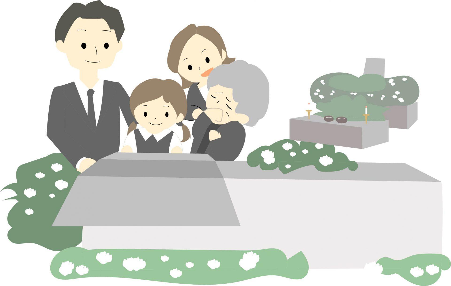 家族葬のメリット width=