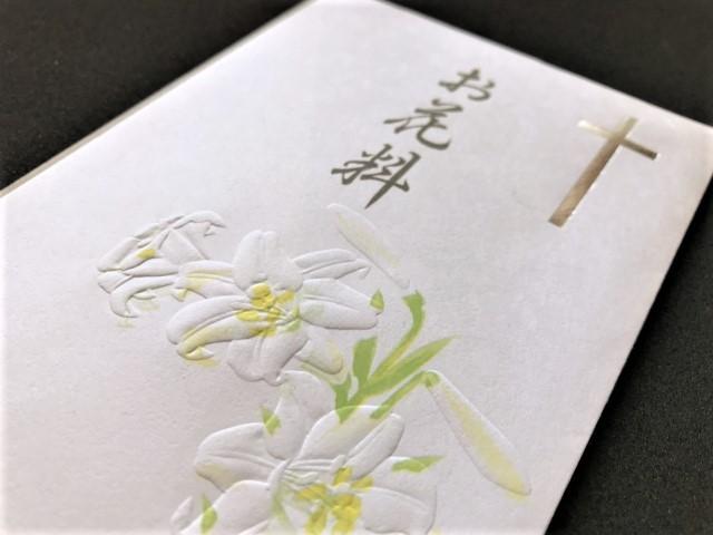 家族葬で供花に代わってお花代を渡すときのマナー