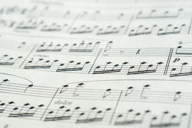 音楽葬の式次第や費用