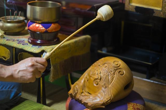 仏教葬の特徴
