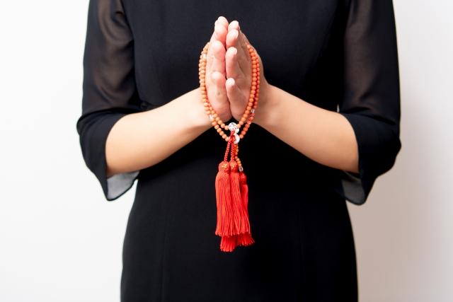 家族葬の服装に関する注意点